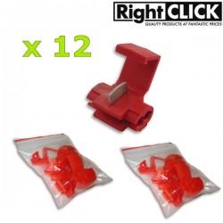 Quick Splice ScotchLok Tap splice connector QSR-12pcs