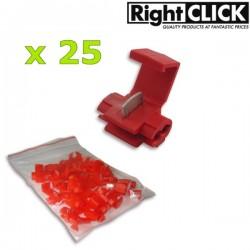 Quick Splice ScotchLok Tap splice connector QSR-25pcs