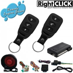Car Alarm Remote Engine Start & Immobiliser AL788-RENG