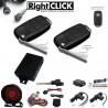 Car Alarm & Immobiliser +Ultrasonic +2D Central Lock AL669W-PUC2D
