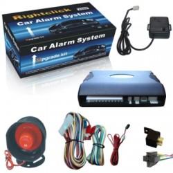 Upgrade Car Alarm for Remote Central Lock