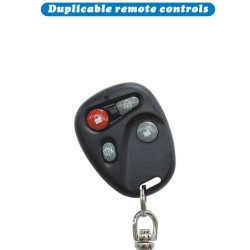 189-513MHZ Cloning Remote Control Key Fob Electric Gate LDR602