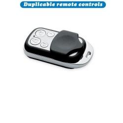 433MHZ Cloning Remote Control Key Fob Electric Gate Garage Door LDR627B