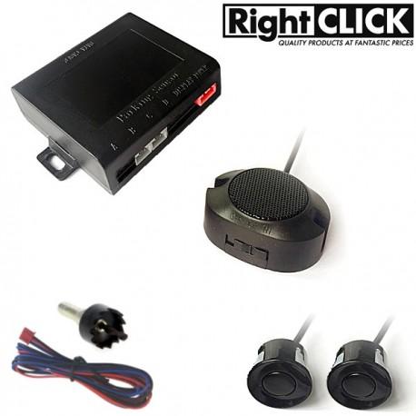 FRONT Parking 2 Sensors audible alarm PS303-2