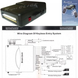 Replacement For Remote Keyless Mainunit_KExxx-ULT