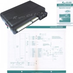 Replacement For Alarm Remote Engine Start Mainunit-ALRENG