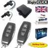 2door Central Locking Kit Remote Keyless CLR655-2D