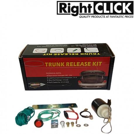 Electric boot (trunk) release kit EBRK