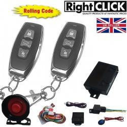 Car Alarm Remote Central Lock Immobiliser AL698HC