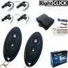 4 Door Central Locking Kit Remote Keyless CLR212-4D