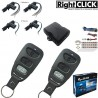 4 Door Central Locking Kit Remote Keyless CLR788-4D