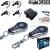 4 Door Central Locking Kit Remote Keyless CLR449-4D