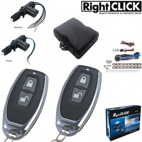 2door Central Locking Kit Remote Keyless CLR698-2D