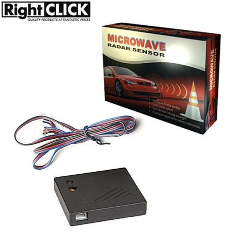 Microwave Radar Sensor for car alarms MRS